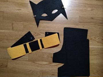disfraz batman II
